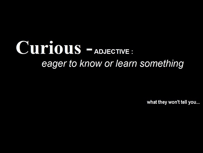 Definition of Curious