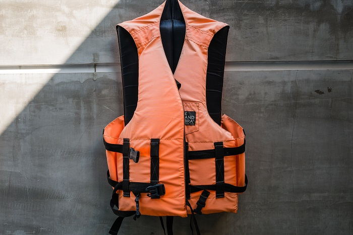 Orange Lifejacket